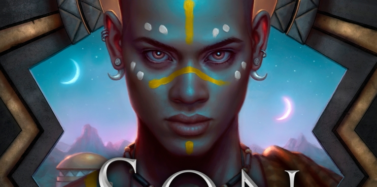 Son of the Storm by Suyi Davies Okungbowa cover